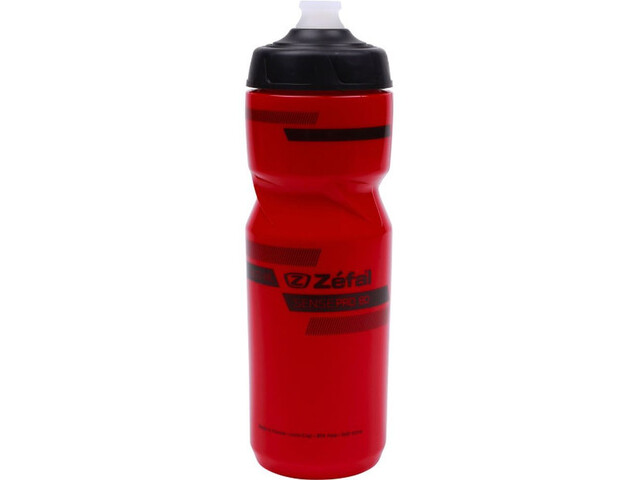 Zefal Sense Pro Trinkflasche 800ml rot